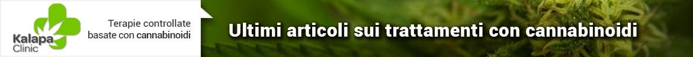 Ultimi articoli sulla cannabis terapeutica italia