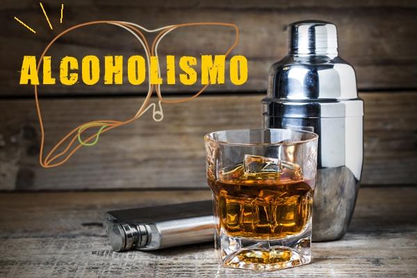 Der Alkoholismus wie der Grund des Suizides