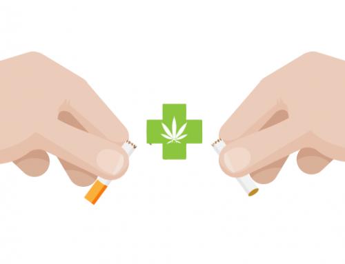 Cannabidiol para reducir el consumo de tabaco