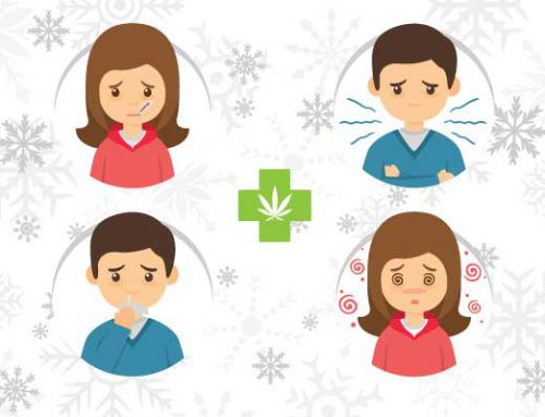 Medical Cannabis to fight against winter illnesses