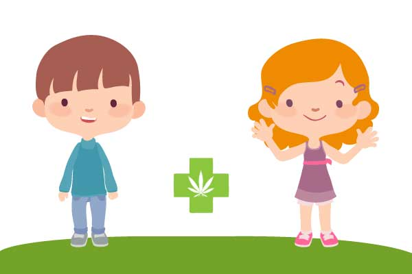 cannabinoids children enfants