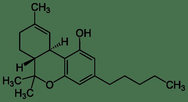 beneficios terapéuticos del THC