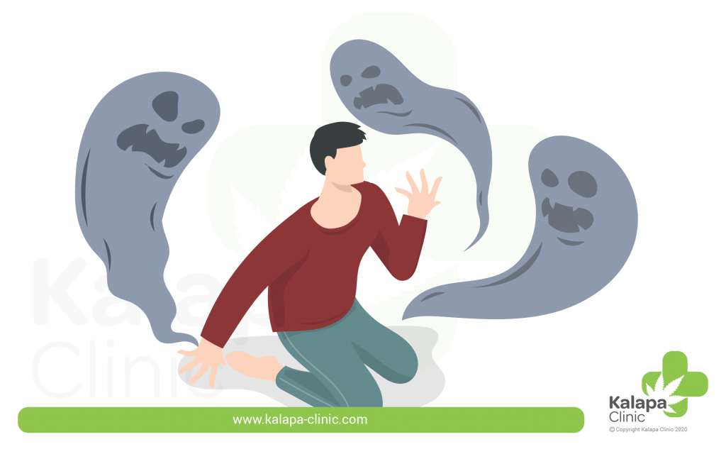 Síntomas Psiquiátricos y El Cannabis Medicinal | Kalapa Clinic