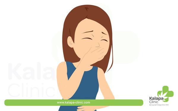 Contrôler les nausées et les vomissements avec le Cannabis Médicinal | Kalapa Clinic